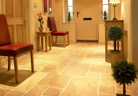 Clean-Travertine