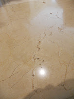 Marble Spalling